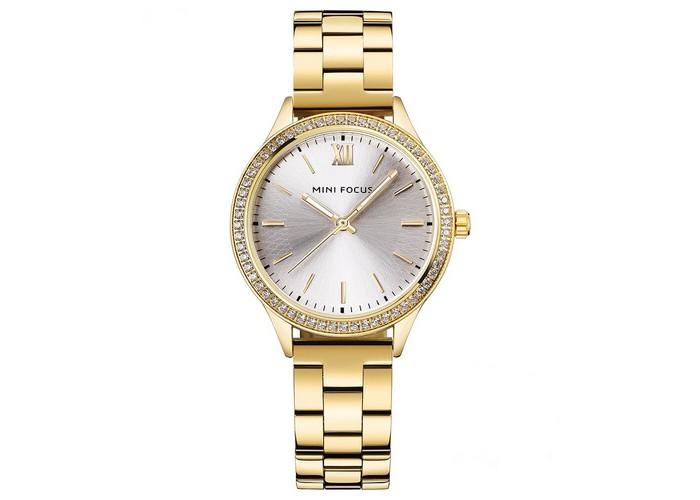 Женские часы Mini Focus MF0043L All Silver