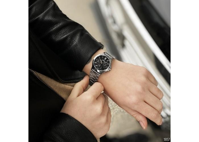 Женские часы Casio LTP-V300D-1AUDF Silver-Black