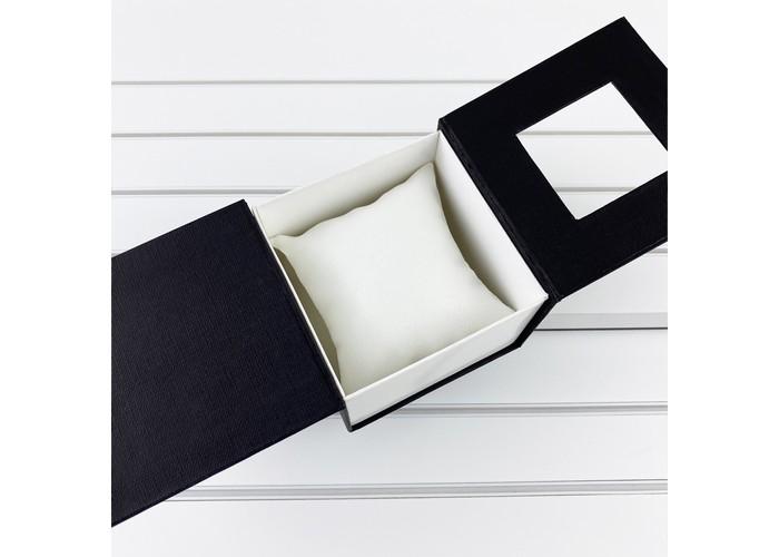 Коробочка с логотипом Versace Black