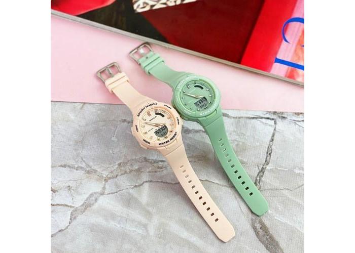 Женские часы Sanda 6005 Pink