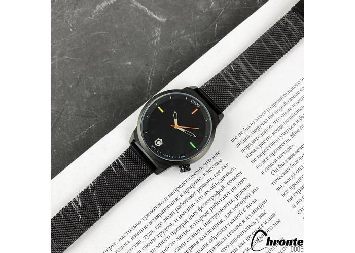 Мужские часы Chronte John All Black