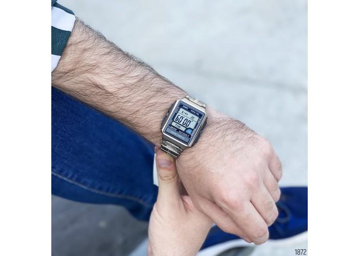 Мужские часы Casio WV-59DE-1AVEF All Silver