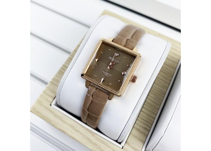Женские часы Bolun 5598L Gray-Cuprum