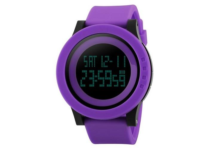 Женские часы Skmei 1142 Violet-Black