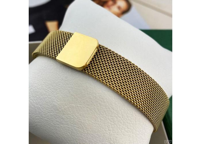 Женские часы Forsining 1171 Gold-White