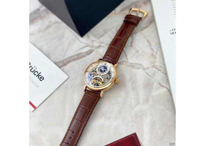 Мужские часы Brucke J055 Brown-Cuprum