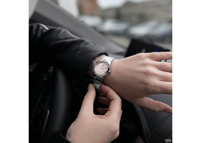 Женские часы Casio LTP-2069D-4AVEG Silver-Pink
