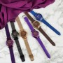 Женские часы Skmei 9188 Violet Diamonds