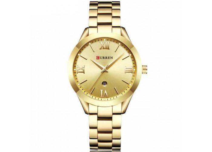 Женские часы Curren 9007 All Gold