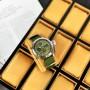 Мужские часы AMST 3003 Silver-Green Green Wristband