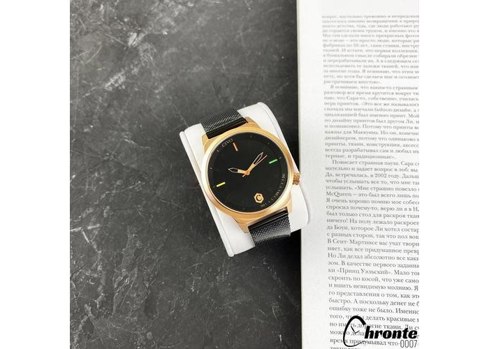Мужские часы Chronte John Black-Cuprum