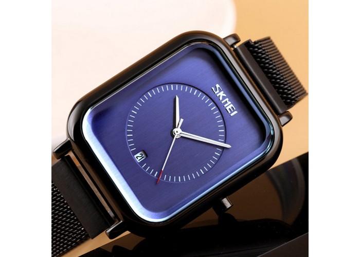 Женские часы Skmei 9207 Black-Blue