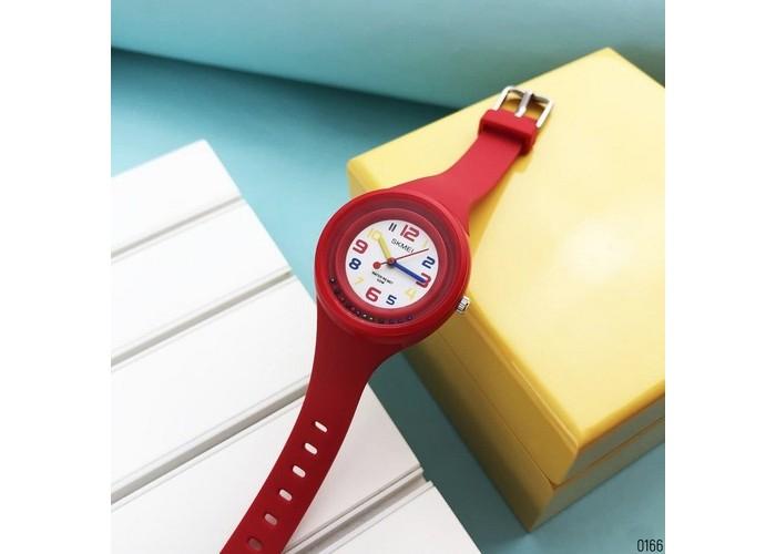 Женские часы Skmei 1386 Red