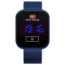 Мужские часы Mini Focus MF0340G Blue-Black