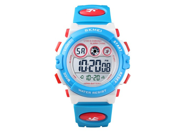 Женские часы Skmei 1451 Blue-White