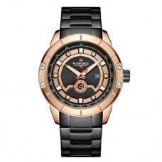 Мужские часы Naviforce NF9166 Black-Cuprum