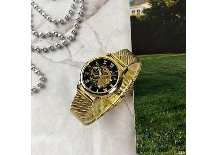 Женские часы Chronte 412 Gold-Black