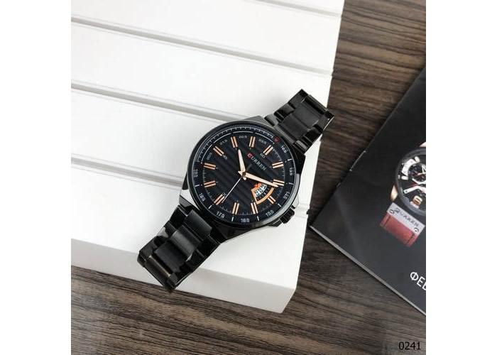 Мужские часы Curren 8375 All Black