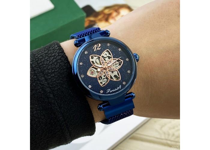 Женские часы Forsining 1171 All Blue