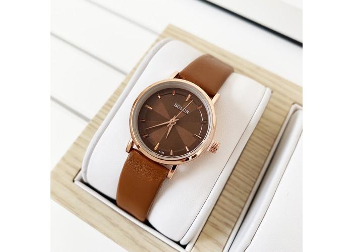 Женские часы Bolun 5175L Brown