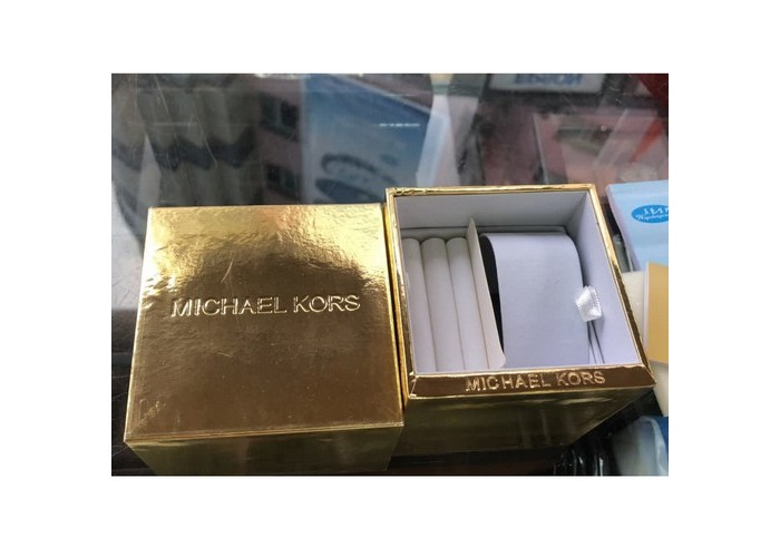 Коробочка для часов Michael Kors Gold