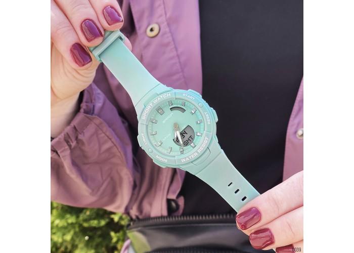 Женские часы Sanda 6005 Green