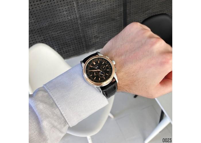 Мужские часы Forsining 319 Black-Cuprum-Black