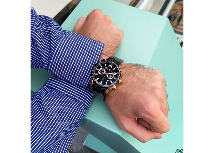 Мужские часы Chronte Dwayne Black-Cuprum