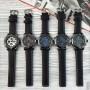 Мужские часы AMST 3022 All Black Fluted Wristband