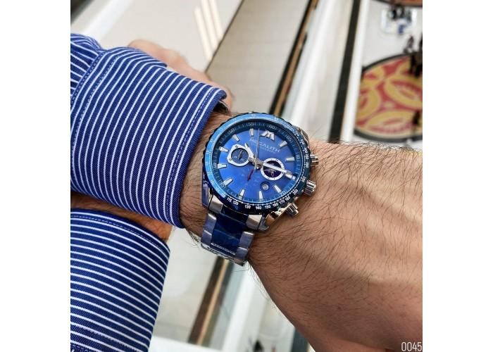 Мужские часы Chronte Dwayne Silver-Blue