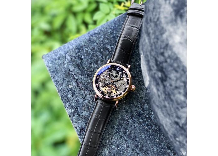 Мужские часы Brucke J055 Black-Cuprum