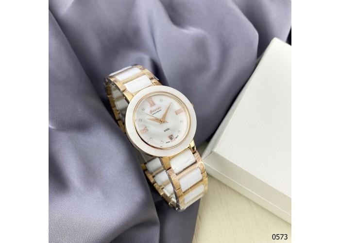 Женские часы Guardo S00342-4 Cuprum-White