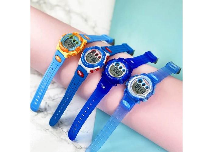 Женские часы Skmei 1451 All Blue