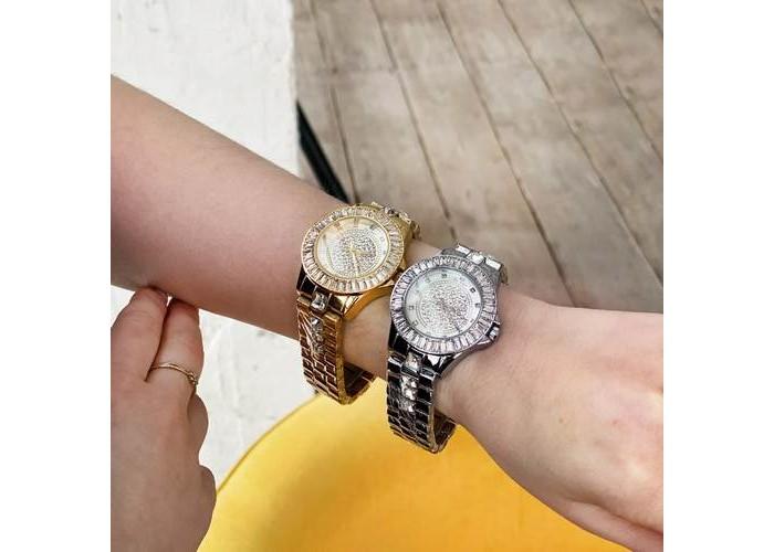 Женские часы Bee Sister 0629 All Silver