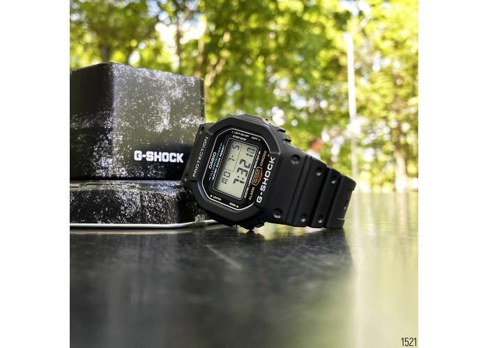 Мужские часы Casio DW-5600E-1VER All Black