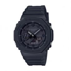 Мужские часы Casio GA-2100-1A1ER All Black