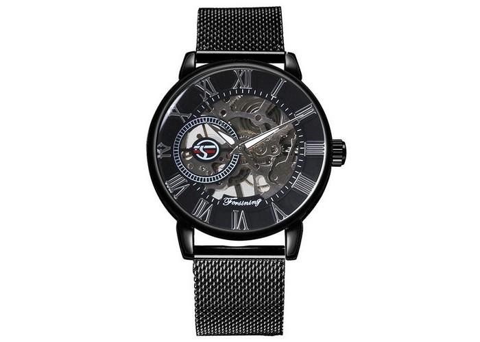 Мужские часы Chronte 412B All Black