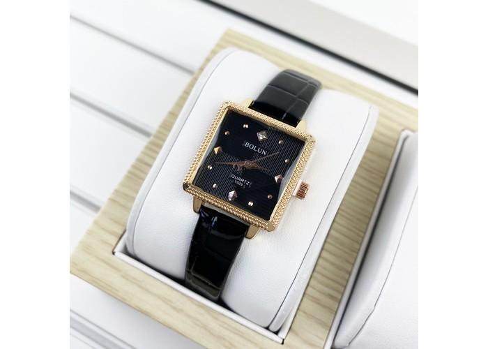 Женские часы Bolun 5598L Black-Cuprum