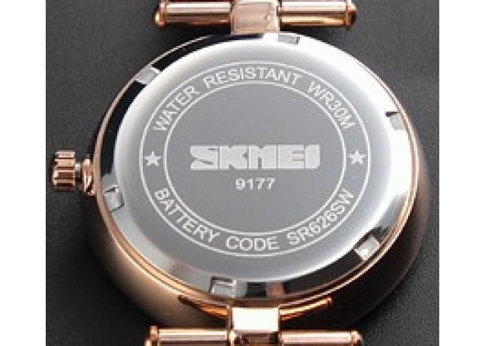 Женские часы Skmei 9177 Cuprum-Black