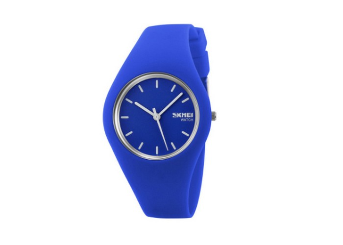 Женские часы Skmei 9068 Blue