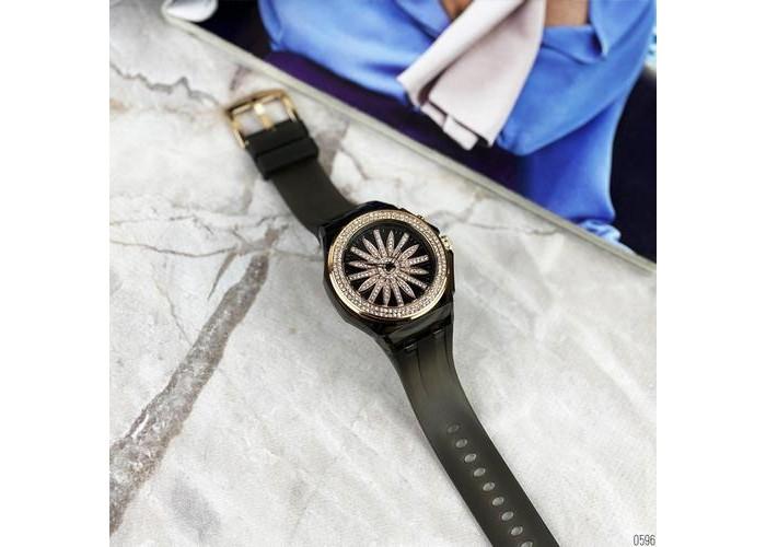 Женские часы Skmei 1536 Black-Cuprum