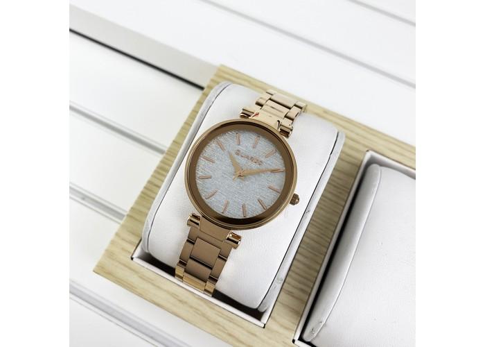 Женские часы Guardo 012502-5 Cuprum-White