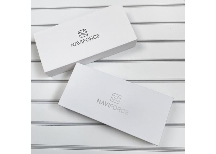 Коробочка фирменная Naviforce BOX 5 White