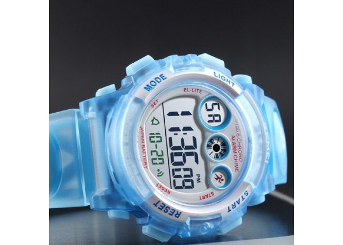 Женские часы Skmei 1451 Light-Blue