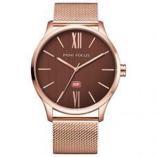Мужские часы Mini Focus MF0018G Cuprum-Brown