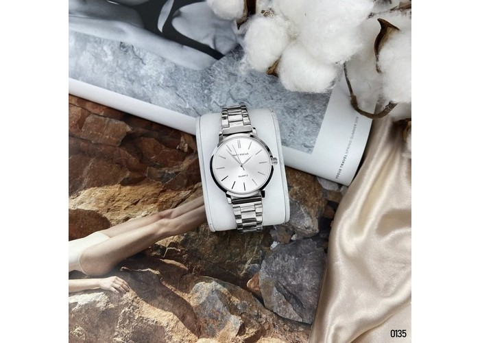 Женские часы Mini Focus MF0307L Gold-White