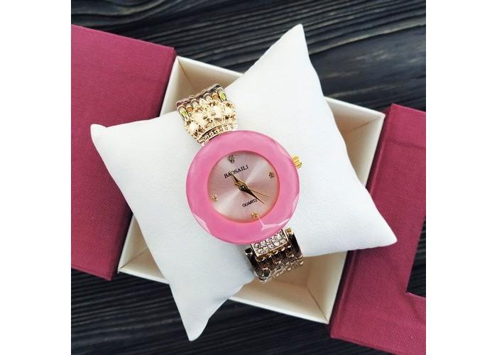 Женские наручные часы Baosaili Gold-Pink