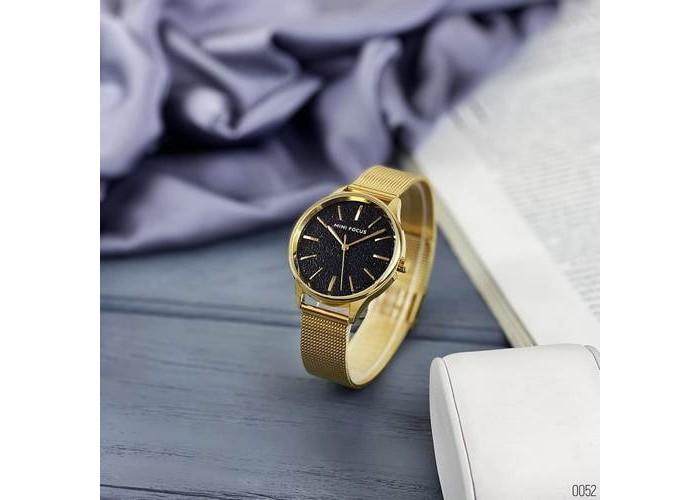Женские часы Mini Focus MF0044L Gold-Black Shine