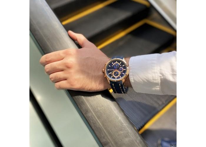 Мужские часы Guardo 11531-5 Blue-Cuprum