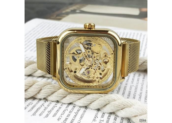 Мужские часы Forsining 1148 All Gold